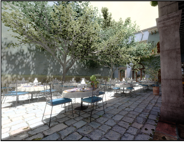 Fast Global Illumination Approximations on Deep G-Buffers